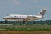 Canadair CL-600-2B16 Challenger 604 - 9A-CRO operated by Vlada Republike Hrvatske (Croatian Government)