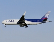 Boeing 767-300ER - CC-CZT operated by LAN