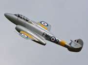 Private Gloster Meteor T.7 - G-BWMF