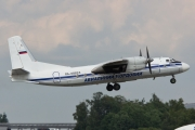Antonov An-24RV - RA-08824 operated by Mordovia Airlines