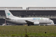 Boeing 737-500 - UR-KRD operated by Air Onix