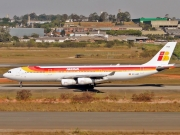 Airbus A340-313E - EC-HGV operated by Iberia