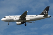 Brussels Airlines Airbus A319-112 - OO-SSC