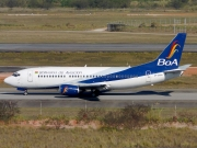 Boeing 737-300 - CP-2550 operated by Boliviana de Aviacion