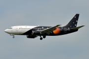 Boeing 737-300 - G-ZAPZ operated by Titan Airways