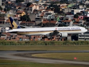 Boeing 777-300ER - 9V-SWA operated by Singapore Airlines