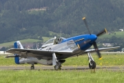 North American P-51D Mustang - F-AZXS operated by Private operator