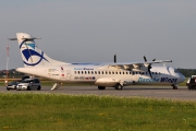 ATR 72-202 - OM-VRD operated by Danube Wings