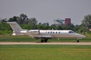 Bombardier Learjet 45 - OE-GHF operated by Lyoness Aviation