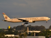 Boeing 777-300 - A6-ETD operated by Etihad Airways