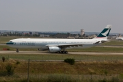 Airbus A330-343E - B-LBB operated by Cathay Pacific Airways