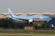 Boeing 737-800 - OO-JPT operated by Jetairfly
