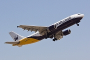 Airbus A300B4-605R - G-MAJS operated by Monarch Airlines