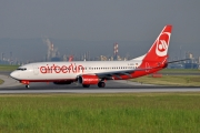 Boeing 737-800 - D-ABKN operated by Air Berlin