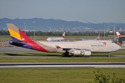 Boeing 747-400BDSF - HL7415 operated by Asiana Cargo