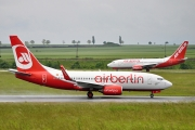 Boeing 737-700 - D-ABBT operated by Air Berlin