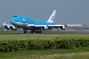 Boeing 747-400 - PH-BFE operated by KLM Royal Dutch Airlines