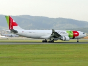 Airbus A330-202 - CS-TOM operated by TAP Portugal