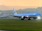 KLM Royal Dutch Airlines Boeing 777-300ER - PH-BVF