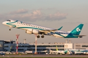 Embraer 190-200LR - I-ADJS operated by Air Dolomiti