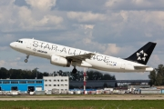 Airbus A320-232 - SX-DVQ operated by Aegean Airlines