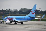 Boeing 737-700 - OO-JAO operated by Jetairfly