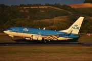 Boeing 737-700 - PH-BGH operated by KLM Royal Dutch Airlines