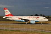 Austrian Airlines Airbus A319-112 - OE-LDF