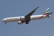 Boeing 777-300ER - A6-ECD operated by Emirates