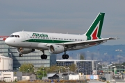 Airbus A319-111 - EI-IMW operated by Alitalia