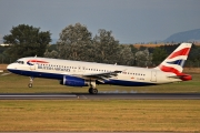 Airbus A320-232 - G-MIDO operated by British Airways