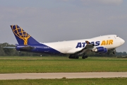 Boeing 747-400F - N415MC operated by Atlas Air