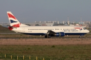 Boeing 737-400 - G-DOCB operated by British Airways