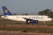 Airbus A319-132 - 5B-DCF operated by Cyprus Airways