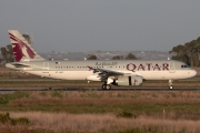 Airbus A320-232 - A7-AHO operated by Qatar Airways