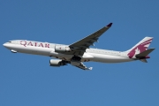 Airbus A330-302 - A7-AEC operated by Qatar Airways