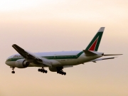 Boeing 777-200ER - EI-DBL operated by Alitalia