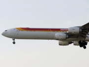 Airbus A340-642 - EC-LEU operated by Iberia
