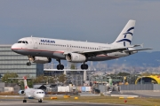 Airbus A320-232 - SX-DVI operated by Aegean Airlines