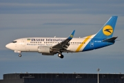 Ukraine International Airlines Boeing 737-500 - UR-GAS
