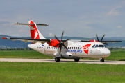 ATR 42-500 - OK-KFM operated by CSA Czech Airlines