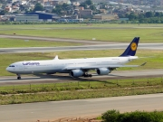 Airbus A340-642 - D-AIHO operated by Lufthansa