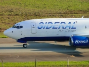 Boeing 737-300SF - PR-SDL operated by Sideral Air Cargo
