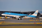 Embraer 190-100LR - PH-EZD operated by KLM Cityhopper