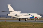 Dassault Falcon 900B - VP-CGB operated by VW Air Services