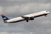 Airbus A321-211 - N162UW operated by US Airways