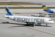 Airbus A320-214 - N204FR operated by Frontier Airlines