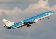 McDonnell Douglas MD-11 - PH-KCD operated by KLM Royal Dutch Airlines