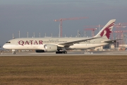 Boeing 787-8 Dreamliner - A7-BCC operated by Qatar Airways