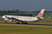 China Airlines Airbus A340-313E - B-18801